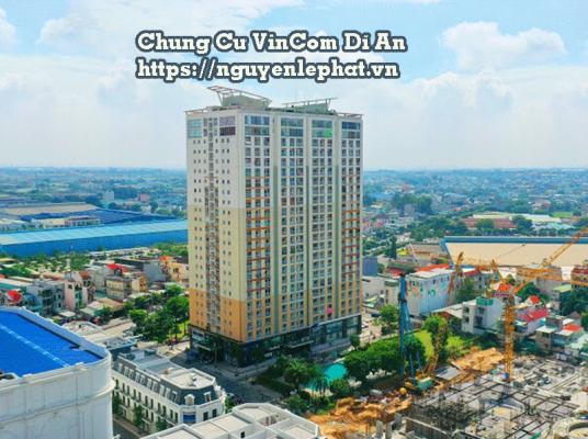 Căn Hộ Cao Cấp Bình Dương - Mặt Tiền QL 13 TP Thuận An