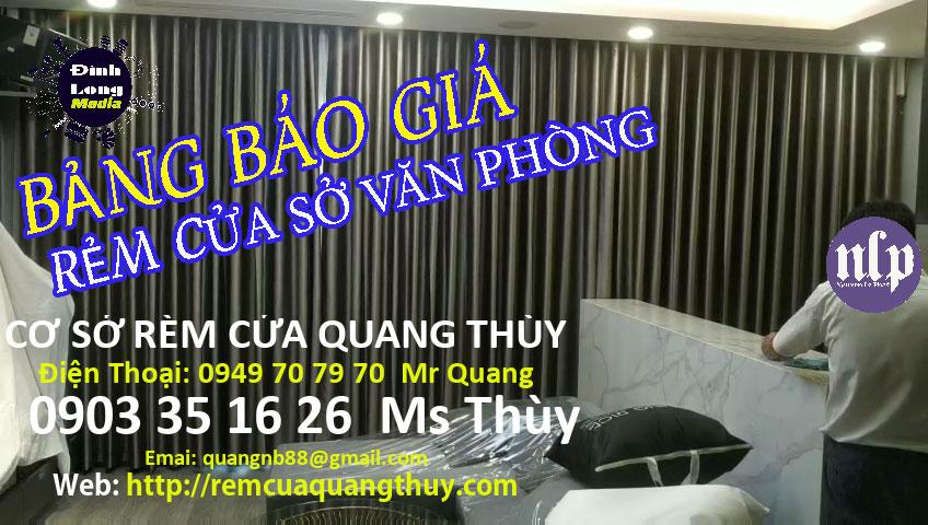 Báo giá Rèm cửa giá rẻ tại Biên Hòa Đồng Nai