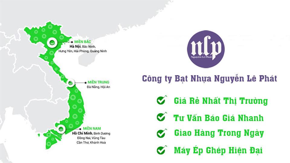 Bạt Nhựa HDPE Nguyễn Lê Phát