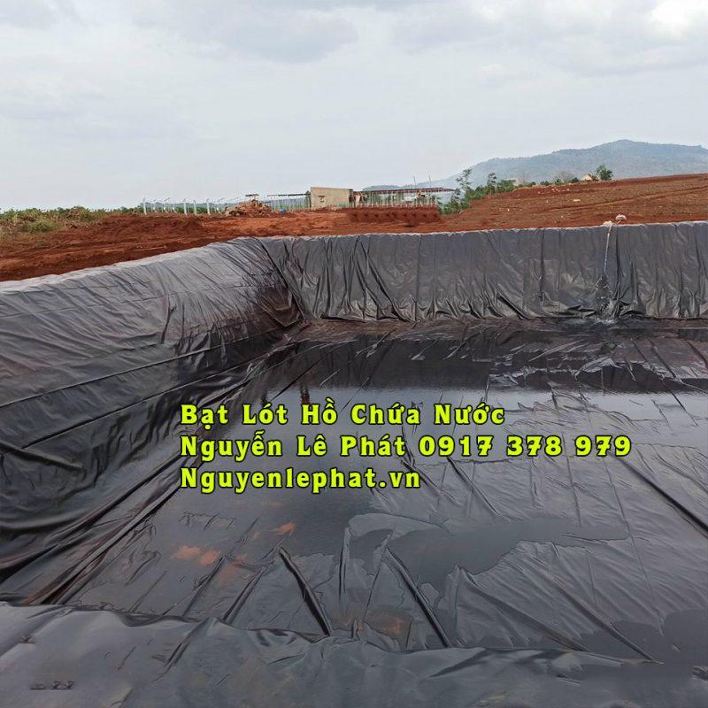 Bạt HDPE Lót Hồ Nuôi Tôm Giá Bao Nhiêu