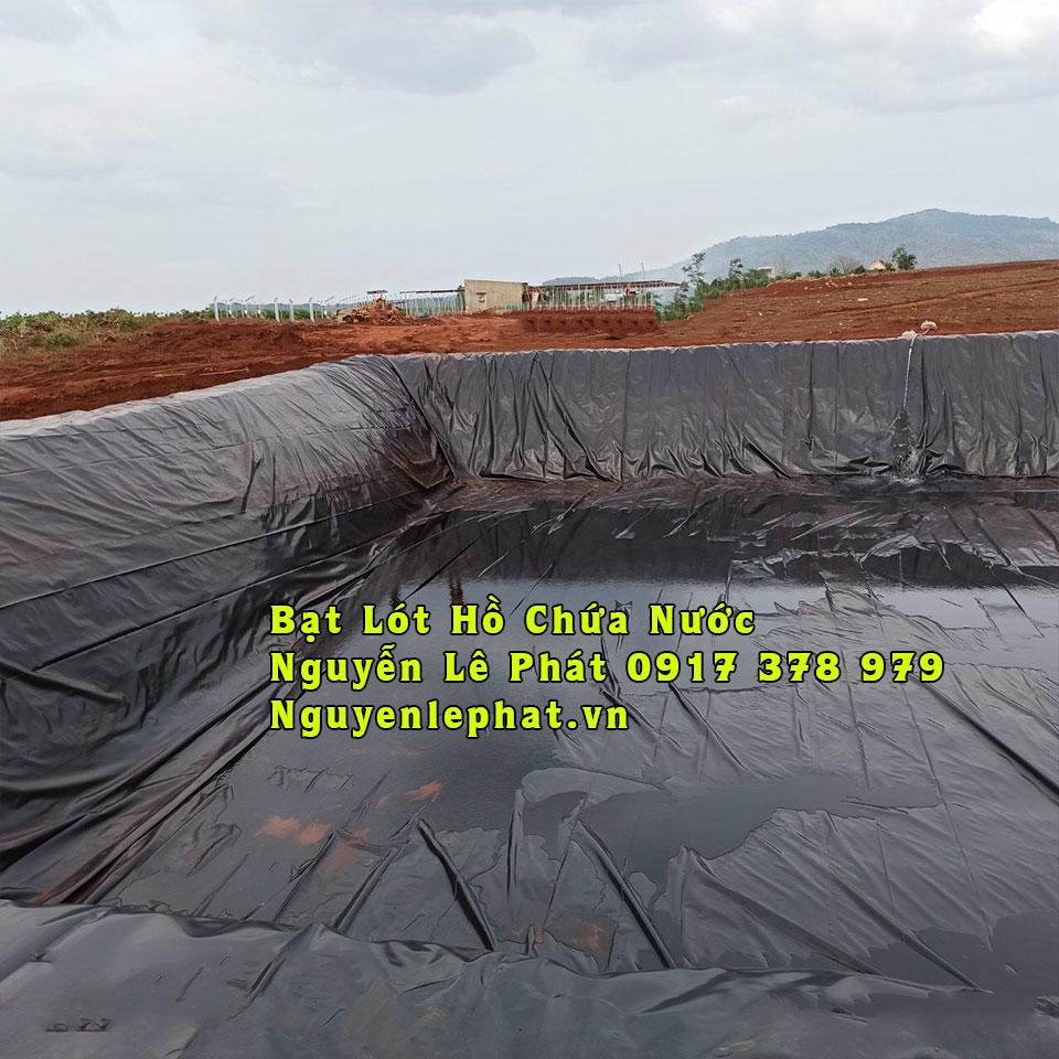 Bạt nhựa HDPe lót hồ chứa nước tại Xuân Lộc GIá Rẻ
