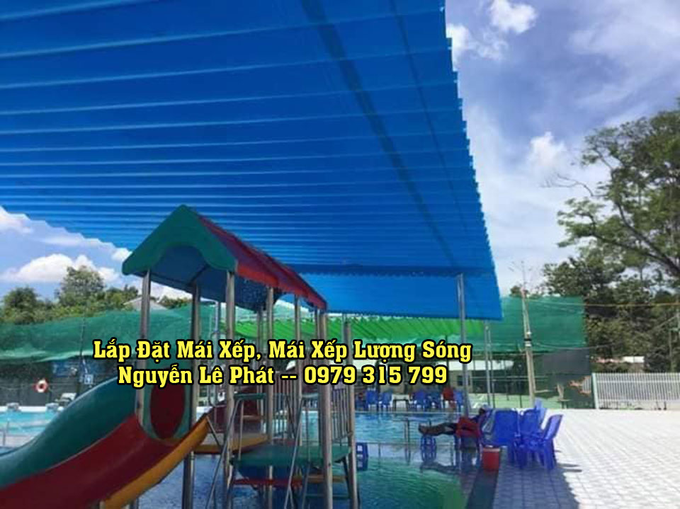 Mua bạt che nắng mưa tại Quận Phú Nhuận