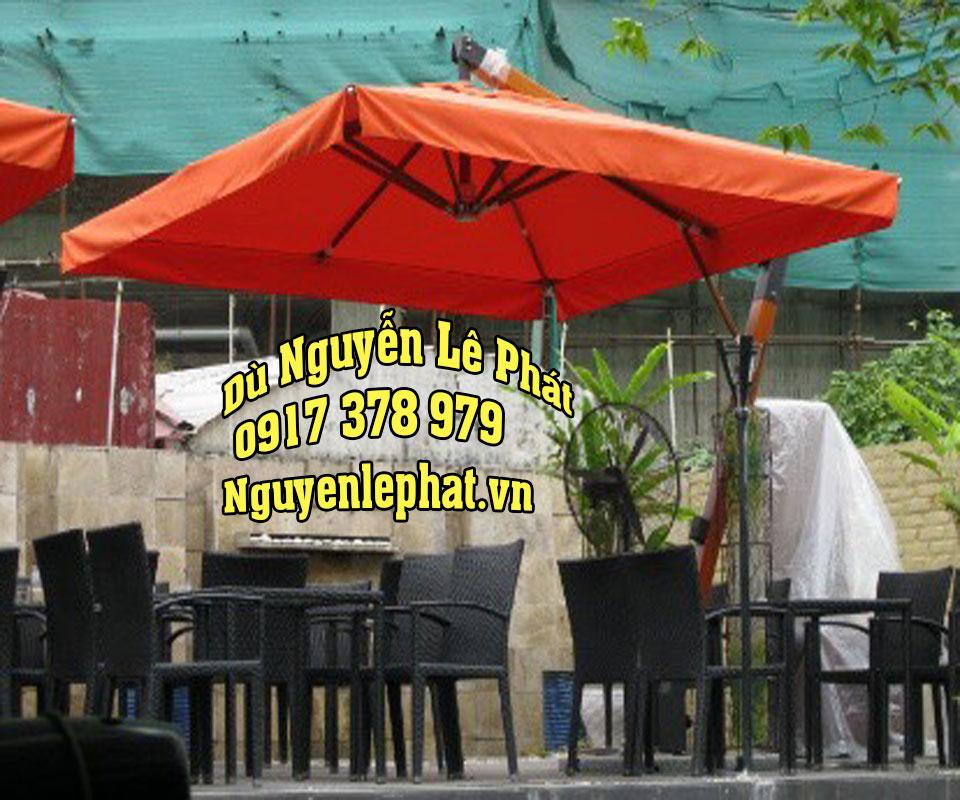 Bảng Báo Giá Dù Che Nắng Mưa Cho Quán Cà Phê, Mẫu Ô dù che quán cà phê giá rẻ