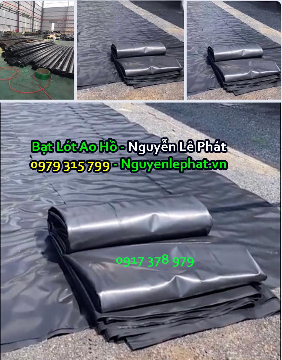 Đơn vị cung cấpGiá Bạt Nhựa Đen HDPE lót Ao Hồ Bao Nhiêu Tiền 1m2 ở đâu?